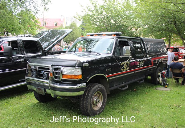 Shiremanstown, PA Fire Department Utility #222