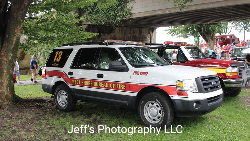 West Shore Bureau of Fire, Lemoyne, PA Chief's Car #13