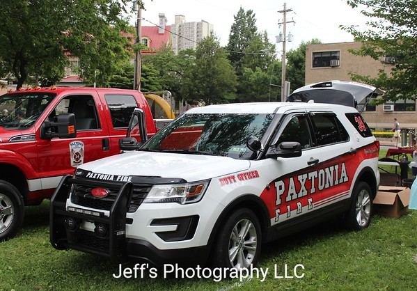 Paxtonia Fire Company, Harrisburg, PA Duty Officer Car