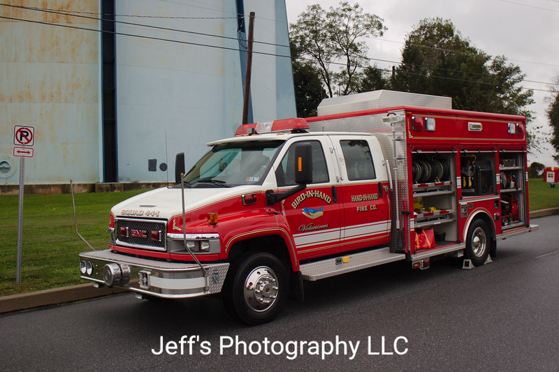 Bird-in-Hand, PA Fire Company Rescue Engine #4-1-1
