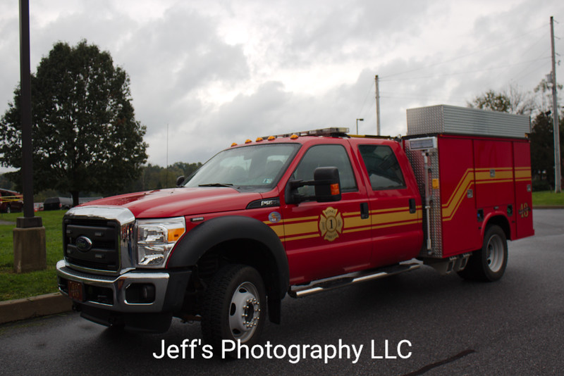 Ronks, PA Fire Company Rescue Engine #48
