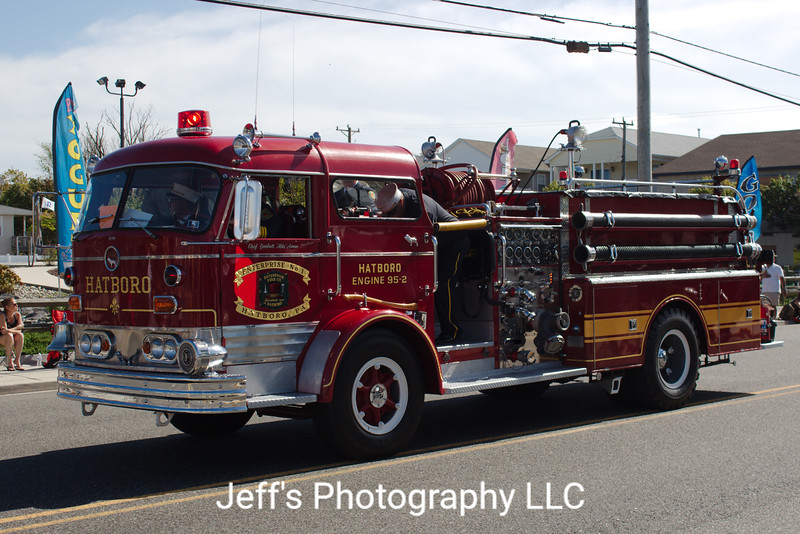 Enterprise Fire Company of Hatboro, PA Pumper #95-2
