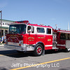 Oreland, PA Volunteer Fire Company Pumper