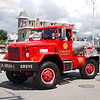 Blooming Grove Township Volunteer Fire Department No. 1, Lords Valley, PA, 1952 Studebaker Brush Truck #1