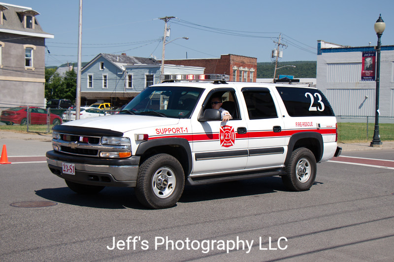 Greeley, PA Volunteer Fire & Rescue Support #23-S1