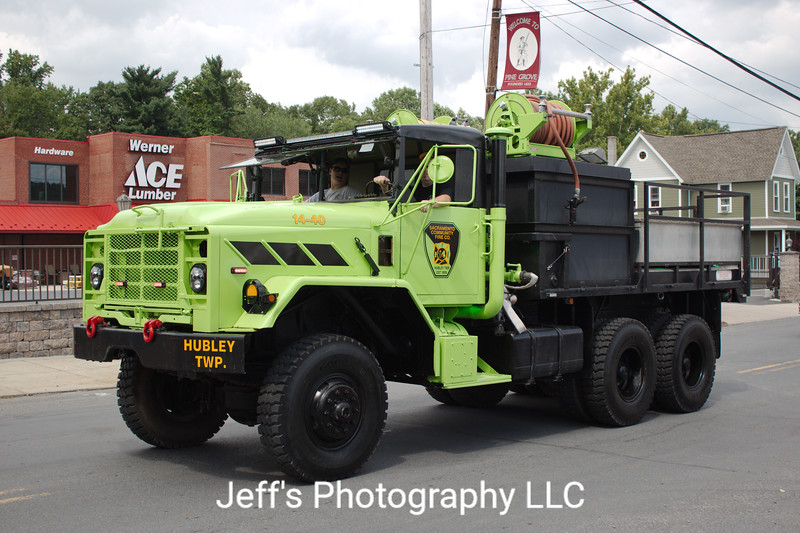 Sacramento, PA Community Fire Company Brush Truck #14-40