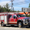 Burgettstown, PA Volunteer Fire Company Attack Pumper #21