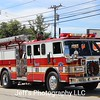 Burgettstown, PA Volunteer Fire Company Pumper #21