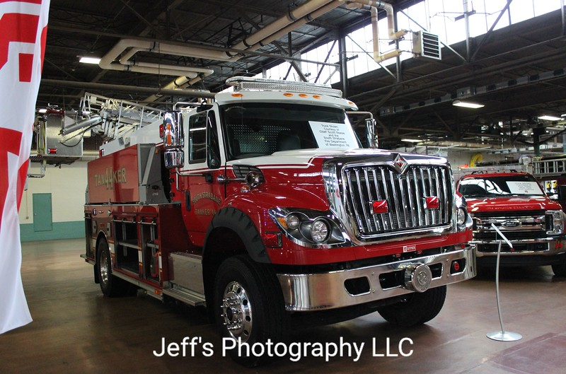 South Strabane Fire Department, Washington, PA, Tanker #44