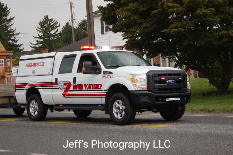 Dover Township Fire Department, Dover, PA, Utility #9-1