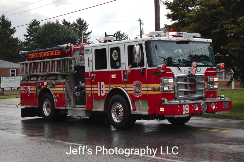 Goodwill Fire Company No. 1, York, PA, Pumper #192