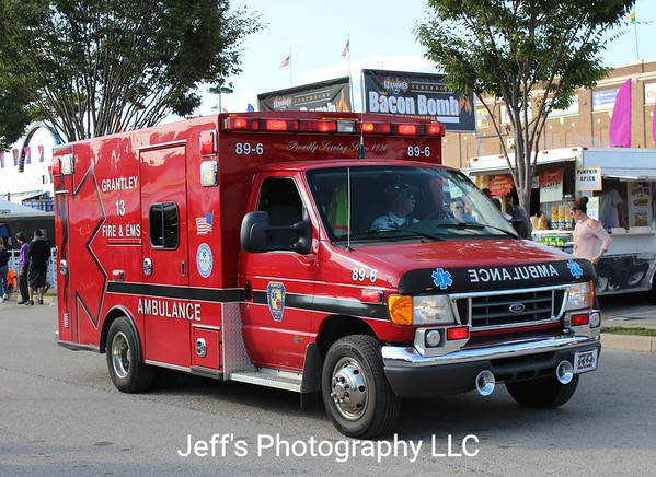 Grantley Fire & EMS, York, PA, Ambulance #89-6