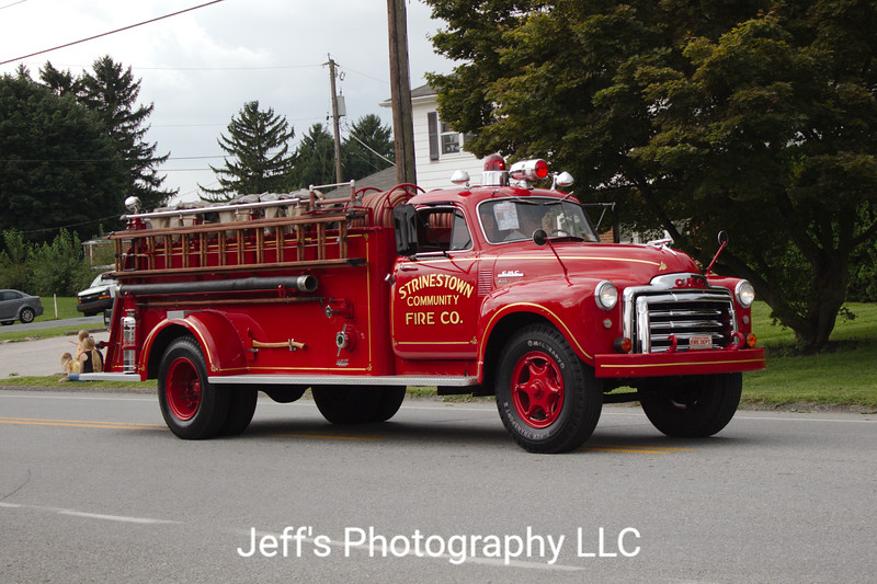 Strinestown Community Fire Company, Manchester, PA, Pumper