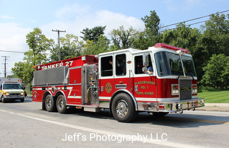 Susquehanna Fire Company No. 1, York Haven, PA Tanker #27