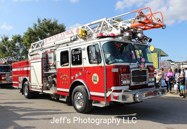 West York, PA Fire Department Ladder #1-1