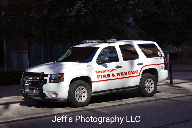 Brentwood Fire & Rescue Car #52