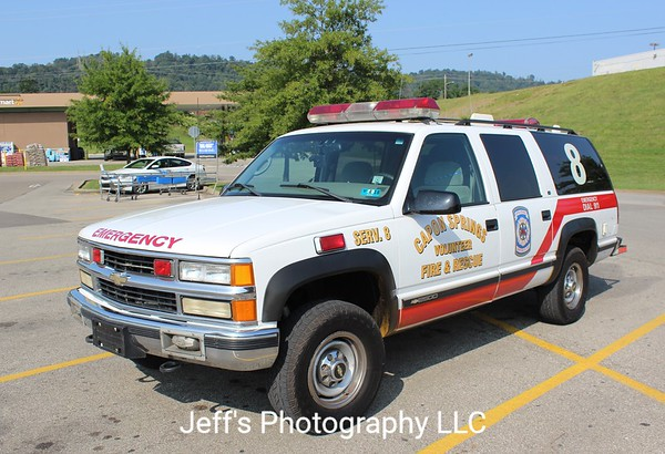 Capon Springs, WV Volunteer Fire & Rescue Company Utility #8
