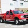 Glen Dale, WV Fire Department Chief's Car #406