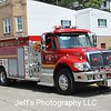Moundsville, WV Volunteer Fire Department Tanker #T-502