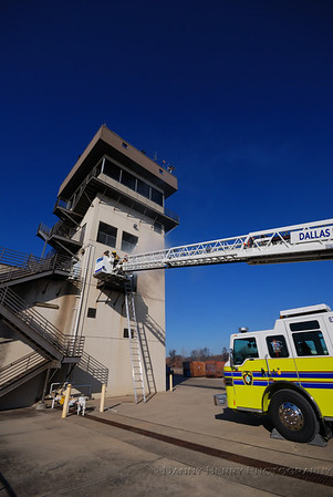 Fire Training Pictures - DFW Airport