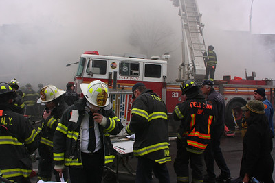 Bronx 3rd Alarm  E. Burnside Ave 66-33-3122 March 23, 2014
