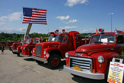 Catskill Fire Cats 38th Annual Fire Truck Show, Muster & Family Day