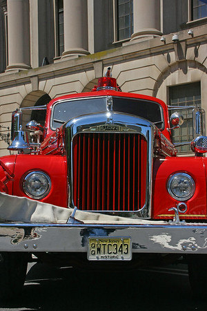 Newark Fire Department Historical Association 47th Anniversary & Annual Antique Fire Apparatus Parade and Muster  2014