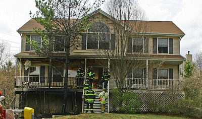 Northvale minor House Fire  East Ave. 4-14-14