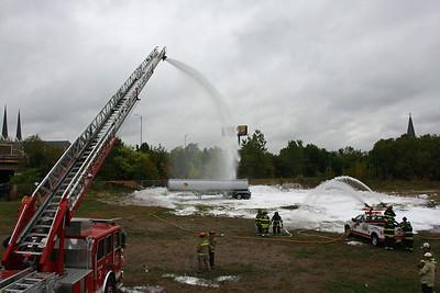 Passaic Mutual Aid Tanker & Foam DRILL 10-11-14