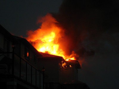 Fire Down Our Street - 003