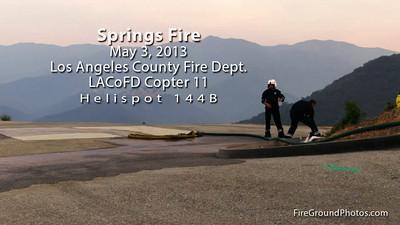 130503 Springs Fire