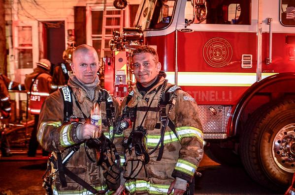 23MAR14 Harrisburg City 200 Blk Hummel 3rd Alarm RSF