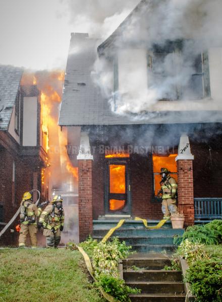 25SEP14 Harrisburg City 2417 N 5th 2nd Alarm RSF