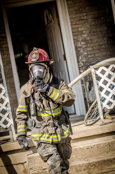 9MAR15 York City 251 W. Jackson St. 1 Alarm RSF