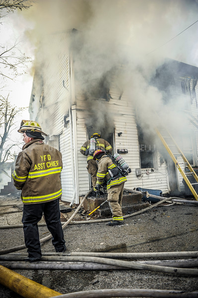 2016 Structure Fires