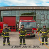 Seattle Fire Station 30, A-Shift in Bunkers
