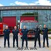 Seattle Fire Station 30 in Class-B