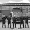 Seattle Fire Station 30 in Class-B B&W