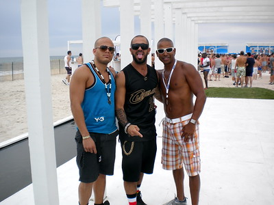 Ascension 2010 - Fire Island Pines Beach Party Weekend - Photos by Hector Miranda