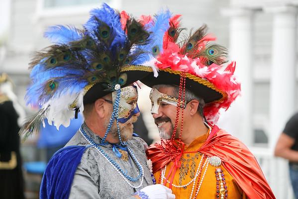 Belvedere's Carnival in Venice