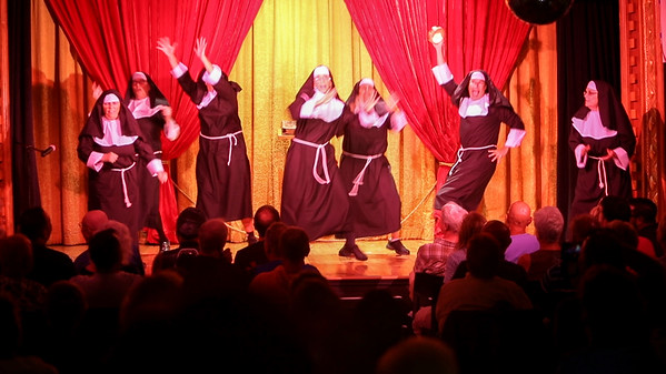 Video 8: Nuns; Maria