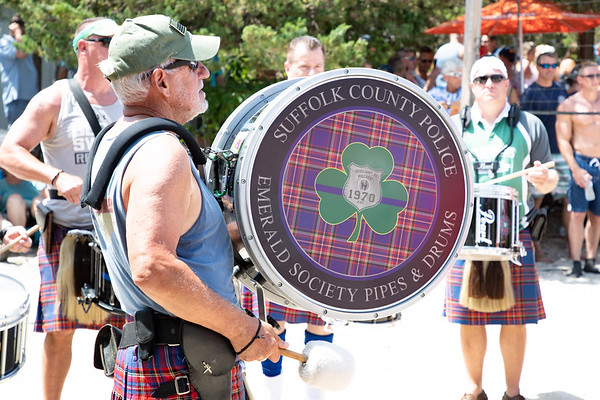 Suffolk County Police Emerald Society Pipe & Drums
