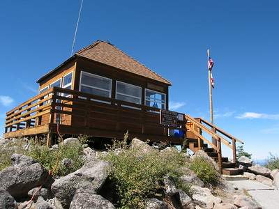 Fire Lookout Towers