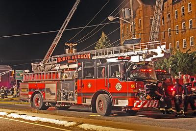 5th Alarm North Bergen JFK Blvd. 9-28-1