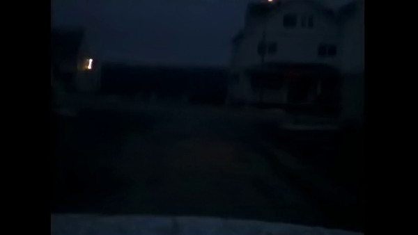 Hazleton Fire 2013 video