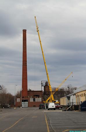 Stack Demolition Hazleton Heights  4/15/13