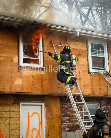 Plainville practice burn-1