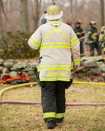 Plainville practice burn-6