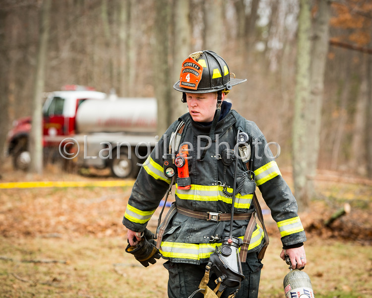 Plainville practice burn-12