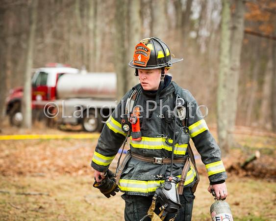 Plainville practice burn-12